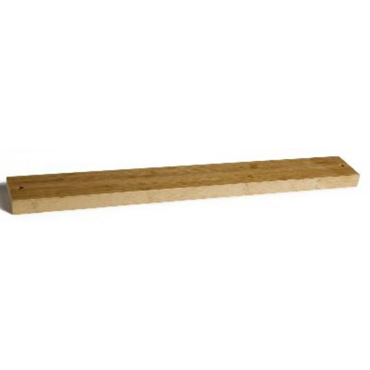 Yaxell Magnetic Knife Rack Bamboo Natural - 7 knives holder