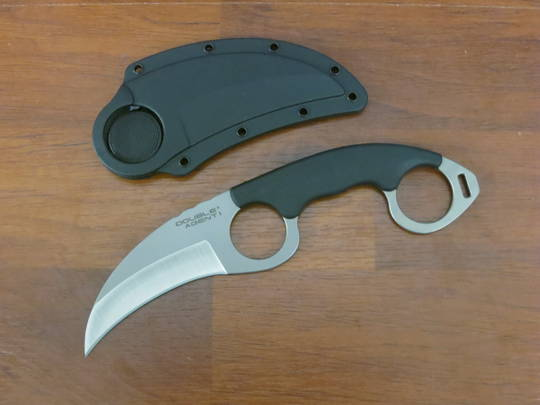 Cold Steel Double Agent I Knife