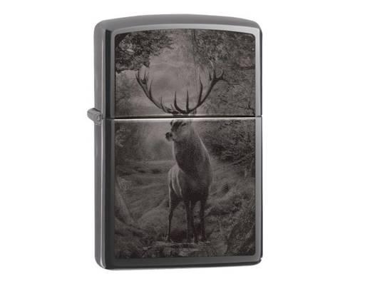 Zippo Deer Design Lighter