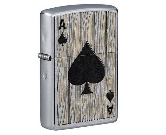 Zippo Ace of Spades Design