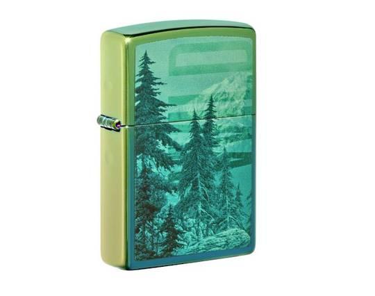 Zippo Mountain Design Lighter