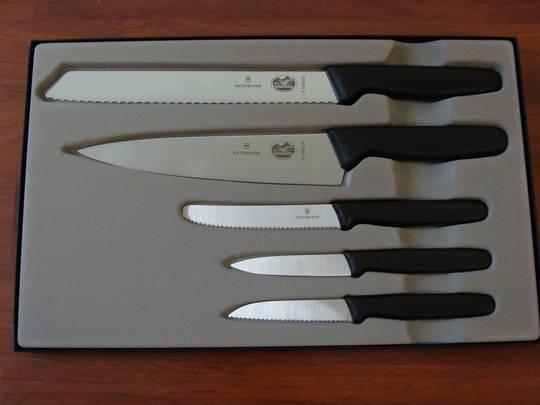 Victorinox Swiss Classic 5 Pce Kitchen Set