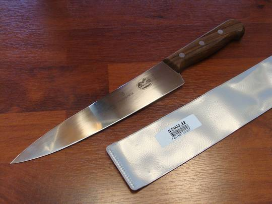 Victorinox Chef Knife 28cm Rosewood