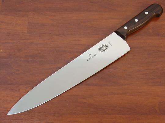 Victorinox Chef Knife 31cm Rosewood