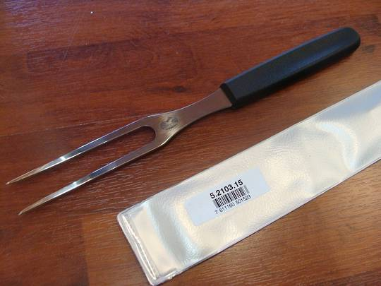 Victorinox Carving Fork 15cm