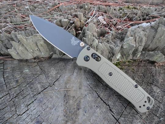 Benchmade 535 Bugout S30V Fine Edge Folding Knife