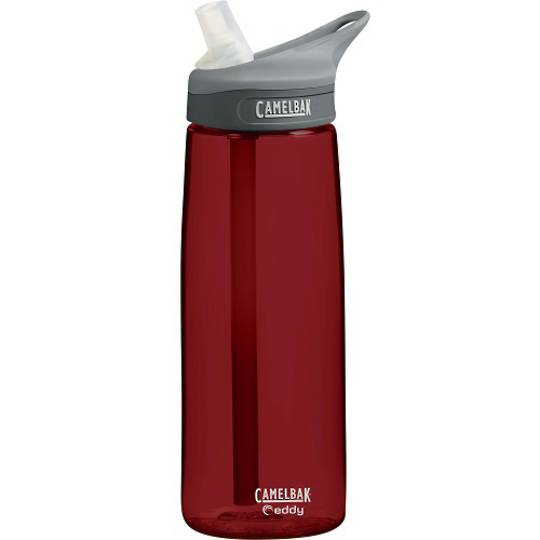 Camelbak Eddy 0.75L Water Bottle - Cardinal
