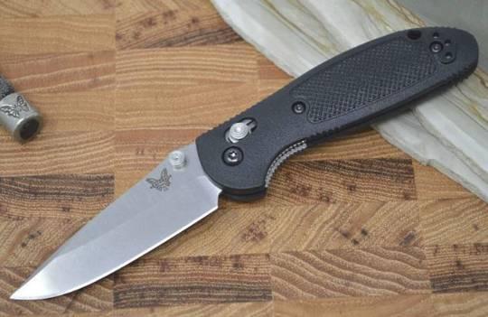 Benchmade Mini-Griptilian S30V Folding Knife