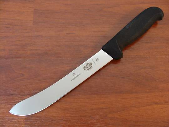 Victorinox Butcher Knife 18cm Fibrox Handle