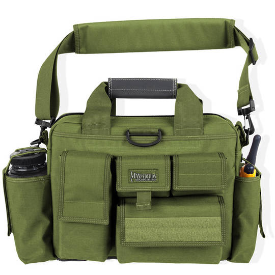 Maxpedition Last Resort Tactical Attache (Small) - Green