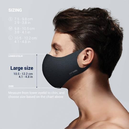 Protective & Reusable Face Mask (NON-MEDICAL) - L