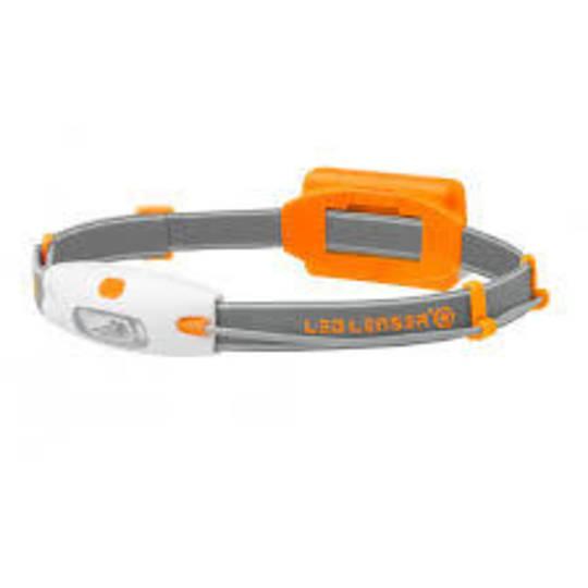 Led Lenser NEO Headlamp 90 Lumens - Orange