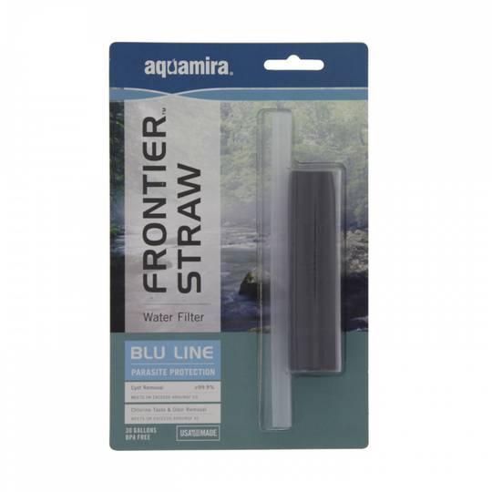 Aquamira Frontier Straw Water Filter