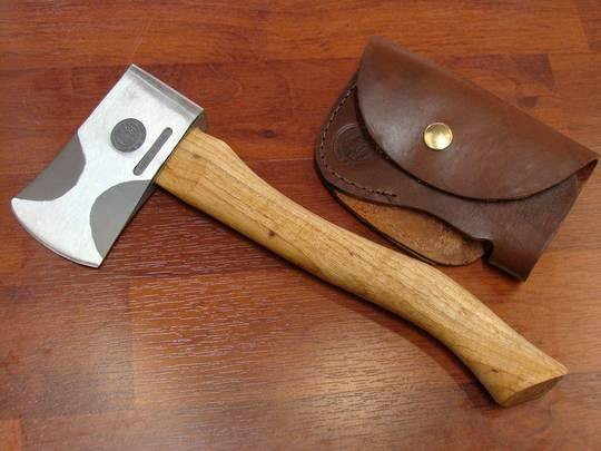Knives of Alaska Hunters Hatchet - 70FG
