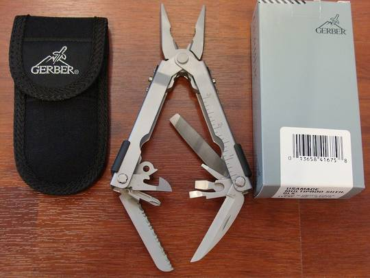 Gerber NeedleNose Multi-Plier 600