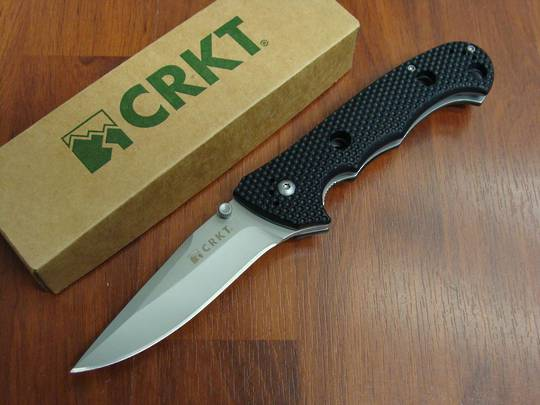 CRKT Hammond Cruiser Clip Point Folding Knife