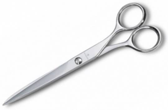 Victorinox Forged Stainless Steel Scissors 18cm