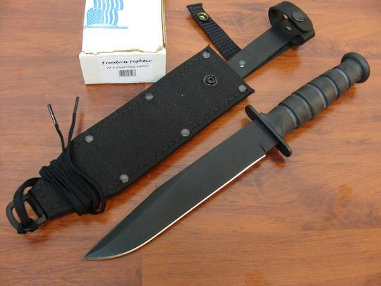 Ontario FF6 Freedom Fighter Combat Knife