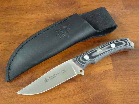 PUMA IP dexter black I Fixed Knife 841314