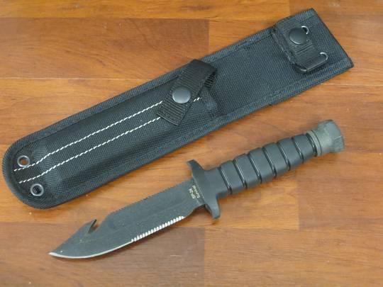 Ontario Knife Spec Plus SP24 USN-1 Survival Knife 8688