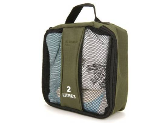 Snugpack Pakbox 2 Litre Organizer - Olive