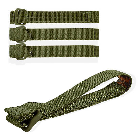 "Maxpedition 5"" TacTie® (Pack of 4) - OD Green"