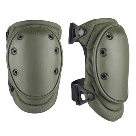 Alta Tactical AltaFLEX Knee Pads, Olive Drab, AltaLok
