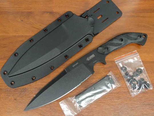 BLACKHAWK Tatang Combat Fixed Knife