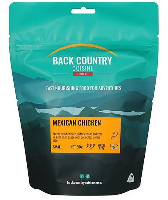 Back Country Cuisine Mexican Chicken SMALL