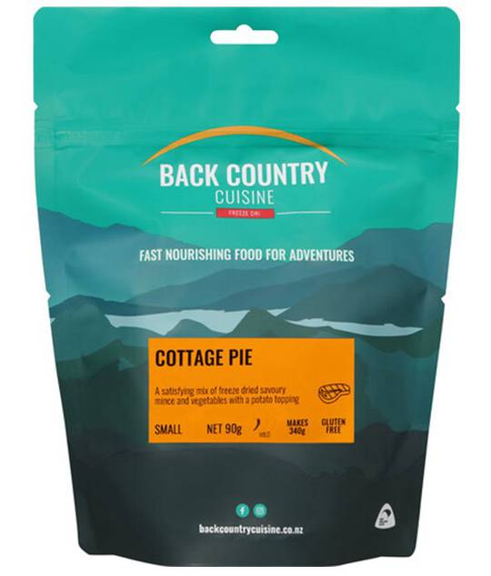 Back Country Cuisine Cottage Pie SMALL