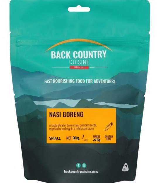 Back Country Cuisine Nasi Goreng SMALL
