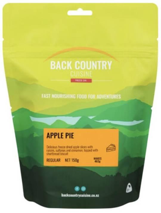 Back Country Cuisine Apple Pie REGULAR
