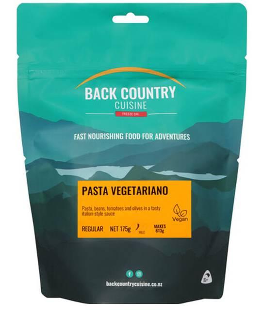 Back Country Cuisine Pasta Vegetariano REGULAR