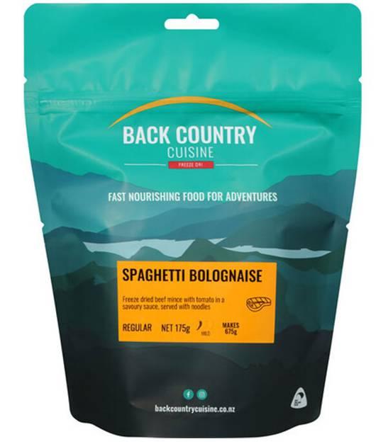 Back Country Cuisine Spaghetti Bolognaise REGULAR