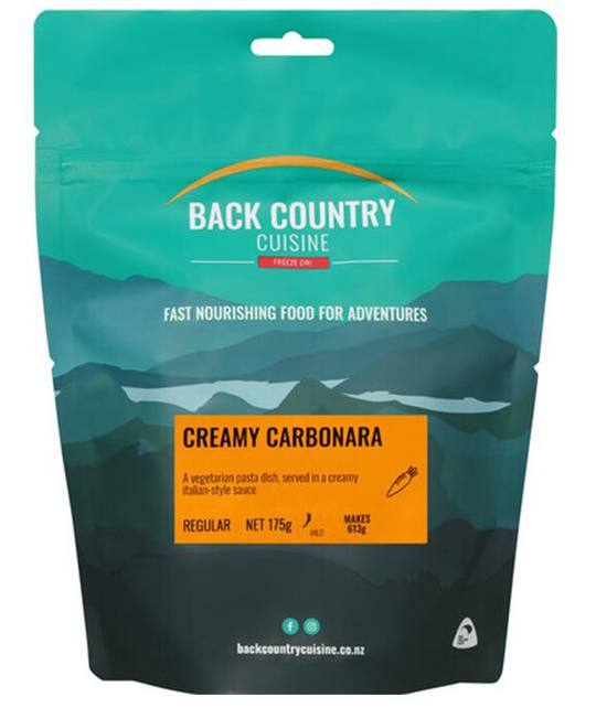 Back Country Cuisine Creamy Carbonara REGULAR