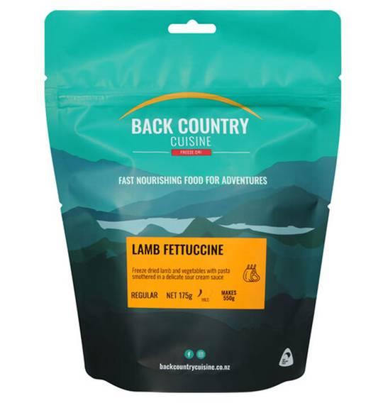 Back Country Cuisine Lamb Fettuccine REGULAR