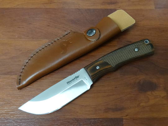 Fox Knives Black Fox COMPANION Knife BF742