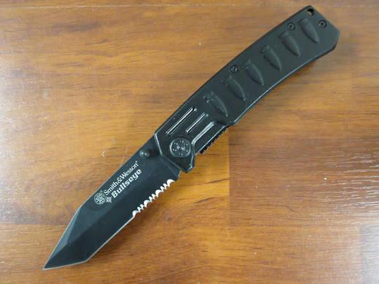 Smith & Wesson Bullseye CK112S Liner Lock Folding Knife