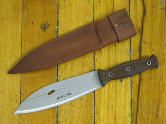 Condor Primitive Bush, Hardwood Handle