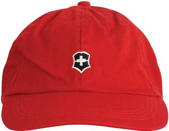 Victorinox Baseball Hat Red
