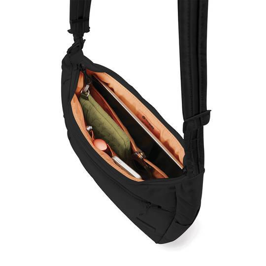 Pacsafe Citysafe CS100 - anti-theft travel handbag Black