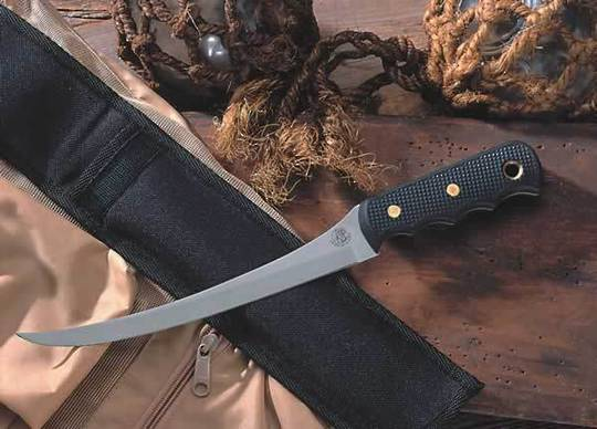 Knives of Alaska The Coho Fillet Knife - 86FG