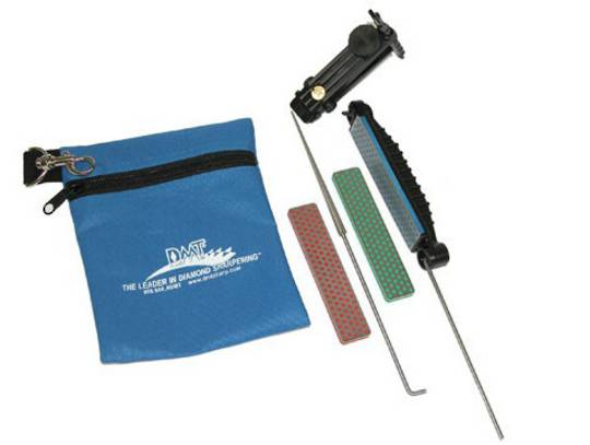 DMT The Aligner Deluxe Diamond Sharpening Kit