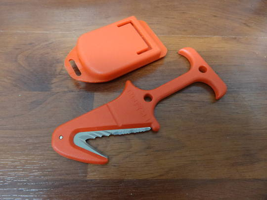 Fox Knives USA Rescue Emergency Tool Red
