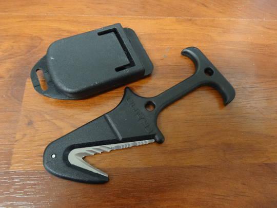 Fox Knives USA Rescue Emergency Tool Black