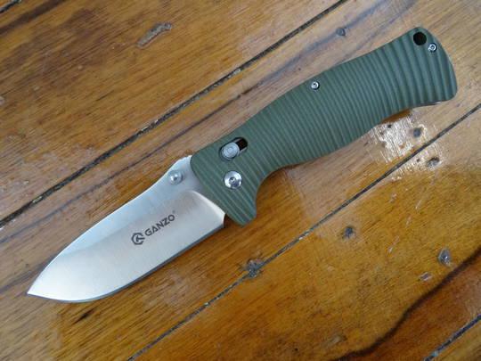GANZO G720-GR Green