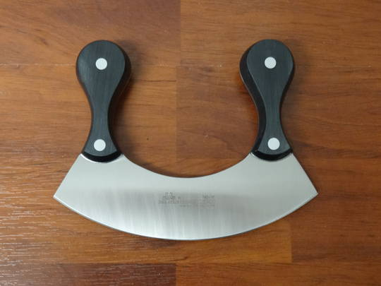 "Due Cigni  ""CLASSICA"" Mincing Knife 16cm"