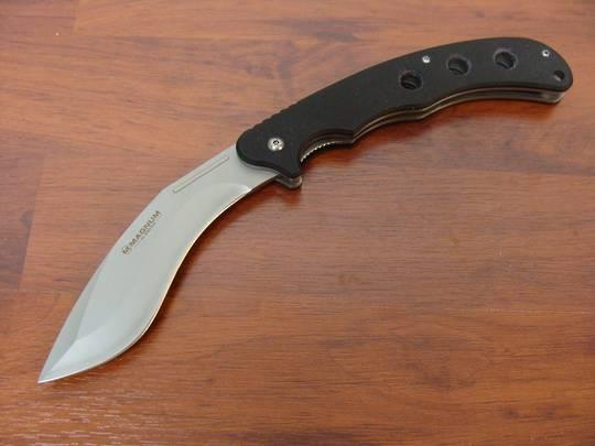 Boker Magnum Pocket Kukri Folding Knife