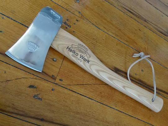 HELKO Classic Hudson Bay Camp hatchet 10107