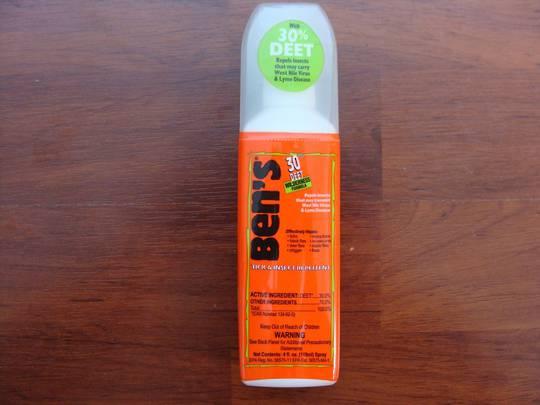 Adventure Medical Kits Ben's 30 Deet Tick & Insect Repellent Pump Spray